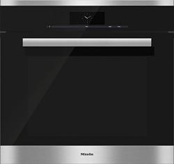Brand: MIELE, Model: H6880BPBRWS, Color: Clean Touch Steel, PureLine Handle