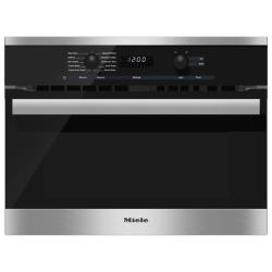 Brand: MIELE, Model: H6200BMSS, Color: Stainless Steel