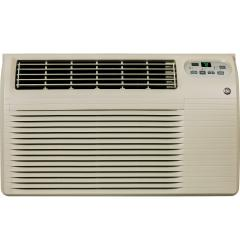 Brand: GE, Model: AJEQ09DCF, Style: 9,300 BTU Thru-the-Wall Air Conditioner