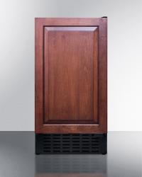 Brand: SUMMIT, Model: SCR1841SSADA, Color: Panel Ready