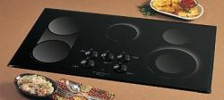 Brand: Frigidaire, Model: GLEC36S8CB, Color: Black on Black