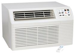 Brand: Amana, Model: PBH092E12CB, Style: 9,000 BTU Through-the-Wall Air Conditioner