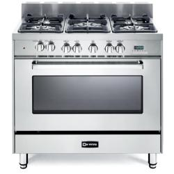 Brand: Verona, Model: VEFSGE365NSSTB364E, Color: Stainless Steel