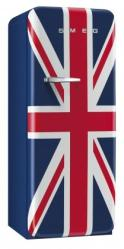 Brand: SMEG, Model: FAB28UXR, Style: Union Jack, Right Hinge Door Swing