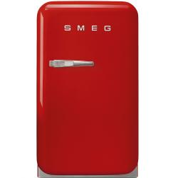 Brand: SMEG, Model: FAB5U, Color: Red, Right Hinge Door Swing