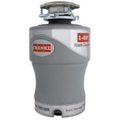 Brand: FRANKE, Model: FWD100R, Style: 1 HP Continuous Feed Waste Disposer