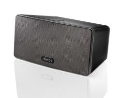Brand: Sonos, Model: PLAY3B, Color: Black