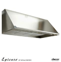 Brand: Dacor, Model: EHR4812SCH