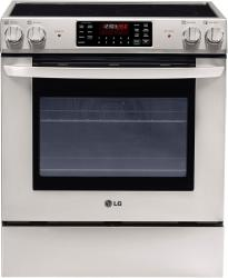 Brand: LG, Model: LSE3090ST, Color: Stainless Steel