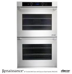 Brand: Dacor, Model: RNO230C, Style: Stainless Steel, Epicure Handle, Chrome Accents