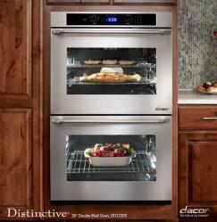 Brand: Dacor, Model: DTO230, Style: Stainless Steel with Epicure Style Stainless Steel Handle