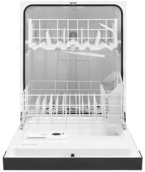 Whirlpool Full Console Dishwasher With Accusense Soil