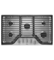 Brand: Whirlpool, Model: WCG51US6DW, Color: Stainless Steel