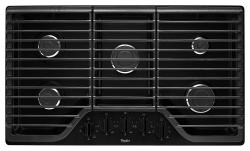 Brand: Whirlpool, Model: WCG51US6DW, Color: Black
