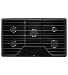 Brand: Whirlpool, Model: WCG51US6D, Color: Black
