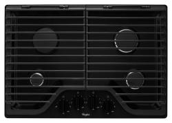 Brand: Whirlpool, Model: WCG75US0DB, Color: Black
