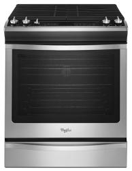 Brand: Whirlpool, Model: WEG730H0DS, Color: Stainless Steel