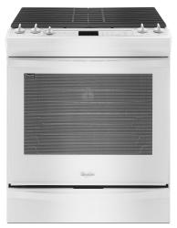 Brand: Whirlpool, Model: WEG730H0DS, Color: White
