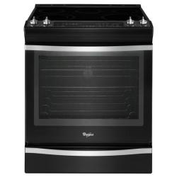 Brand: Whirlpool, Model: WEE760H0DH, Color: Black Ice