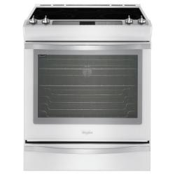 Brand: Whirlpool, Model: WEE760H0DH, Color: White Ice