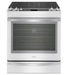 Brand: Whirlpool, Model: WEG760H0DE, Color: White
