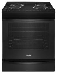 Brand: Whirlpool, Model: WEC530H0DB, Color: Black