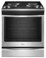 Brand: Whirlpool, Model: WEC530H0DB, Color: Stainless Steel