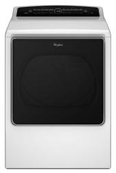 Brand: Whirlpool, Model: WGD8500DW, Color: White