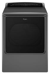 Brand: Whirlpool, Model: WGD8500D, Color: Chrome Shadow