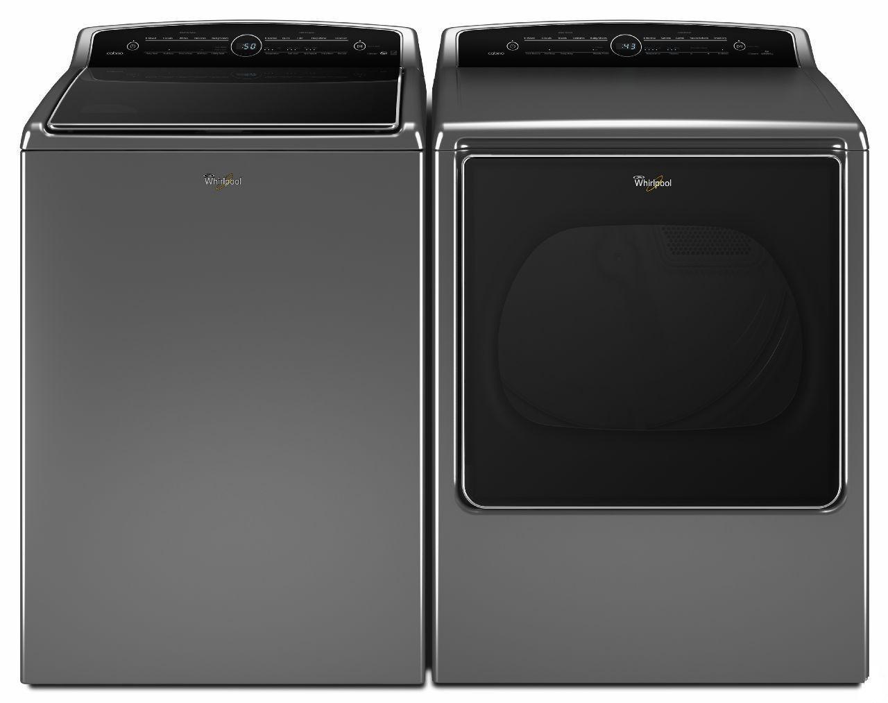 Wgd8500d Whirlpool Wgd8500d Cabrio Gas Dryers