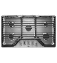 Brand: Whirlpool, Model: WCG97US6DS, Color: Stainless Steel
