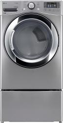 Brand: LG, Model: DLEX3370, Color: Graphite Steel