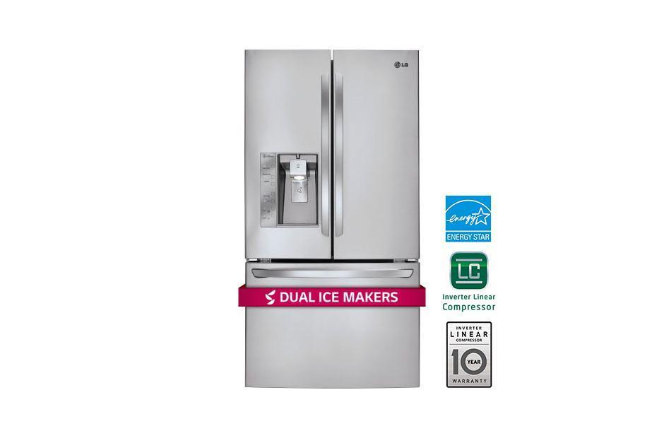 Lfxs29626 Lg Lfxs29626 French Door Refrigerators