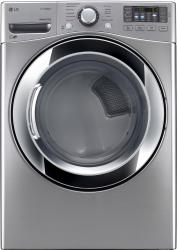 Brand: LG, Model: DLGX3371V, Color: Graphite Steel