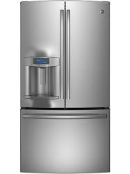 Brand: General Electric, Model: PYE22PSHSS, Style: 22.1 cu. ft. Bottom Freezer Refrigerator