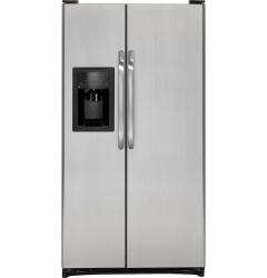 Brand: GE, Model: GSL25JGDLS, Style: 25.3 cu. ft. Side by Side Refrigerator