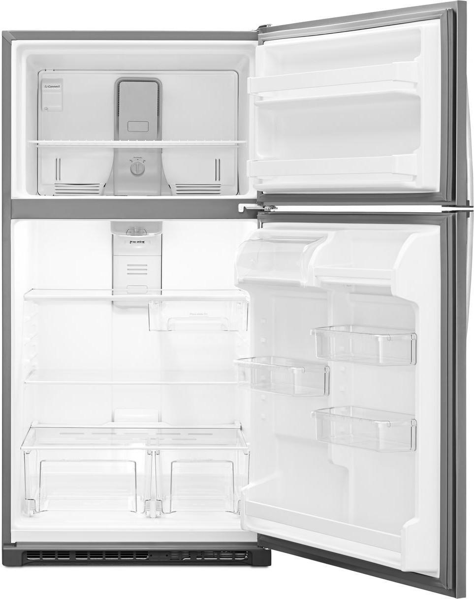 Wrt311fzdw Whirlpool Wrt311fzdw Top Freezer Refrigerators