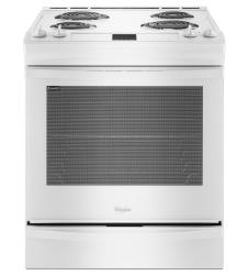 Brand: Whirlpool, Model: WEC530H0DB, Color: White