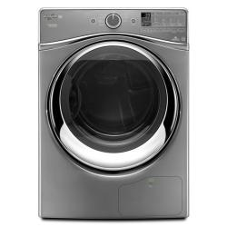 Brand: Whirlpool, Model: WED99HEDW, Color: Chrome Shadow