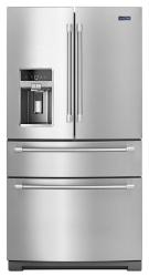 Brand: Maytag, Model: MFX2876DRE, Color: Stainless Steel