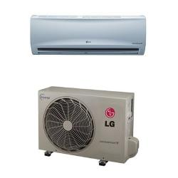 Brand: LG, Model: LS090HXV, Style: 8,500 BTU Single Zone Wall-Mount Ductless Split System