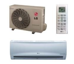 Brand: LG, Model: LS120HXV, Style: 12,000 BTU Single Zone Wall-Mount Ductless Split System