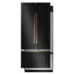 Brand: Jennair, Model: JF36NXFXDE, Style: 36-Inch Built-In French Door Refrigerator