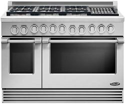 Brand: DCS, Model: RGV486GDN, Fuel Type: Stainless Steel, Natural Gas, Grill