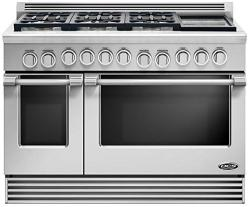 Brand: DCS, Model: RGV486GDN, Fuel Type: Stainless Steel, Natural Gas, Griddle