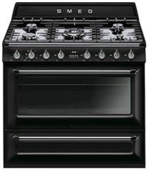 Brand: SMEG, Model: TRU90, Color: Black