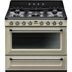 Brand: SMEG, Model: TRU90, Color: Cream