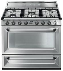 Brand: SMEG, Model: TRU90, Color: Stainless Steel