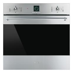 Brand: SMEG, Model: SF399XU, Color: Stainless Steel