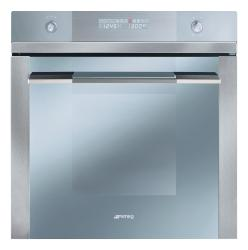 Brand: SMEG, Model: SF112U, Style: 24 Inch Single Electric Wall Oven